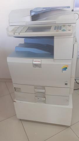 Máquina de impressão xerox A3 colorida ricoh laser