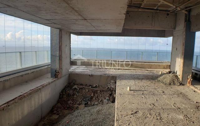 GM - Apartamento vista mar + 5 quartos / nascente
