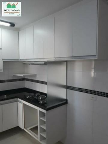 Apartamento à venda com 2 dormitórios em Parque das nações, Santo andré cod:010222AP - Foto 2