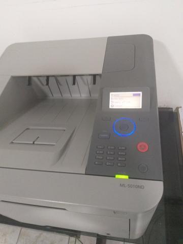 Impressora samsung ml 5010 seminova - Foto 3