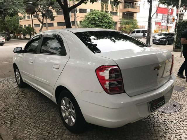 Gm Chevrolet Cobalt 2014/2014 LT 1.4 Top De Linha Novinho !!!! - Foto 8