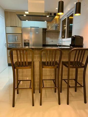 Lindo Apartamento Decorado e Mobiliado - Foto 7