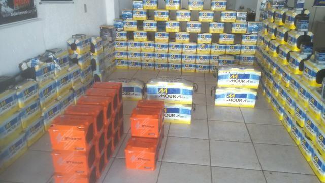 Bateria Moura 60ah por apenas 5x 70,00. Entrega e instalação gratuita - Foto 2