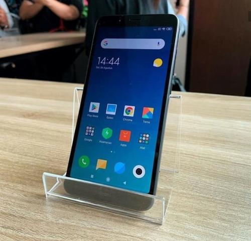 Celular Xiaomi Redmi 7A 16gb 2gb Ram + Película de vidro - Azul - Foto 5