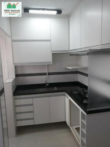 Apartamento à venda com 2 dormitórios em Parque das nações, Santo andré cod:010222AP