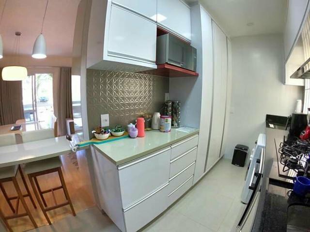 Lindo Apartamento 3 Quartos com Suíte com Duas Vagas no Arboretto - Foto 5