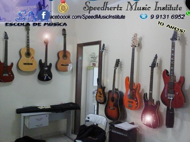 Curso de Guitarra Individual - Escola SMI - Foto 2