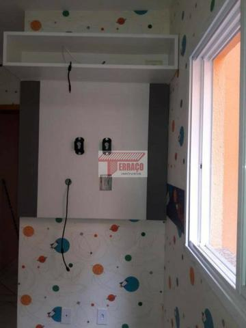 Apartamento Sem Condomínio 60m² c/ 3 dormitórios, à venda em Santo André - Foto 13