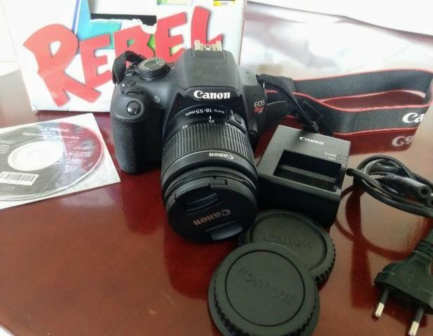Canon Eos Rebel T5 - Foto 3