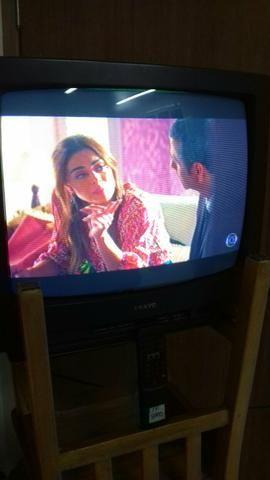 TV de tubo Sanyo 20 polegadas