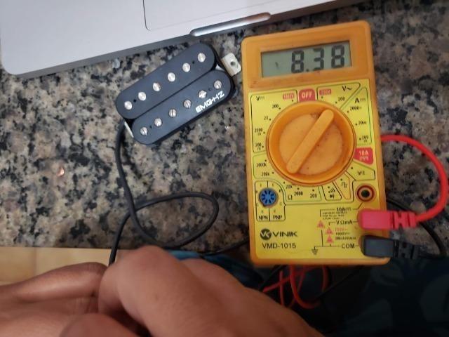 Captador Emg Hz - Foto 3