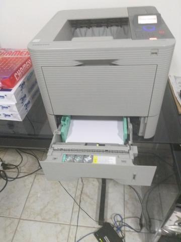 Impressora samsung ml 5010 seminova - Foto 5