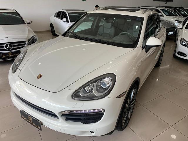 Porsche cayenne 2011/2012 4.8 s 4x4 v8 32v turbo gasolina 4p tiptronic - Foto 9
