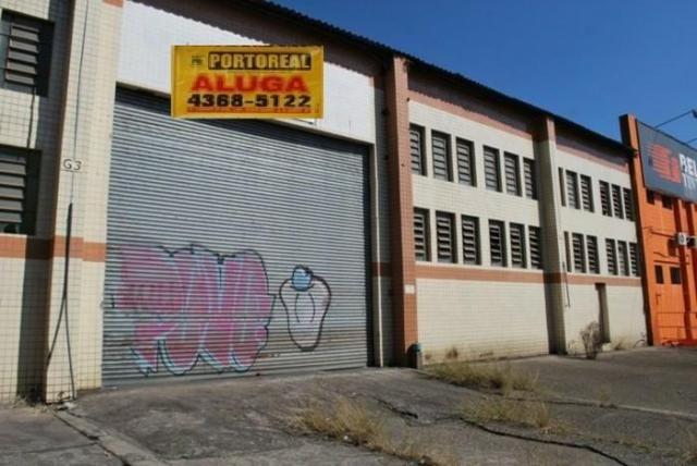 Galpão/depósito/armazém para alugar em Planalto, Sao bernardo do campo cod:03047 - Foto 2