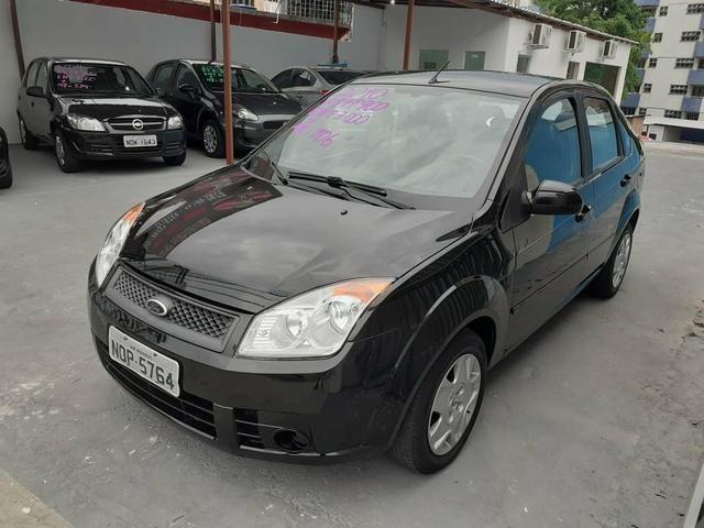 Fiesta Sedan 1.0 2010