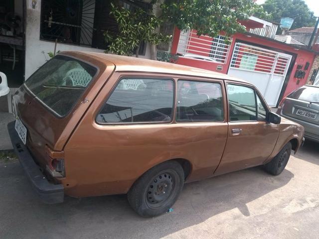Chevrolet Marajó ano 83