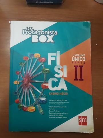 Box com 5 livros de física - Foto 2
