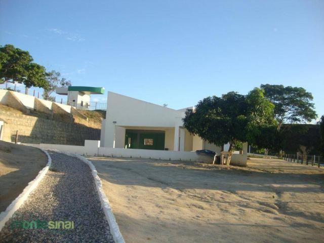 Terreno à venda, 367 m² por R$ 57.000,00 - Condomínio Privê Portal do Agreste - São João/P - Foto 15