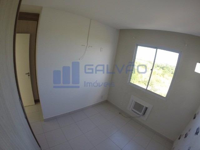 MR- Lindo apartamento 2Q com suíte no Praças Reservas na Praia da Baleia - Foto 10