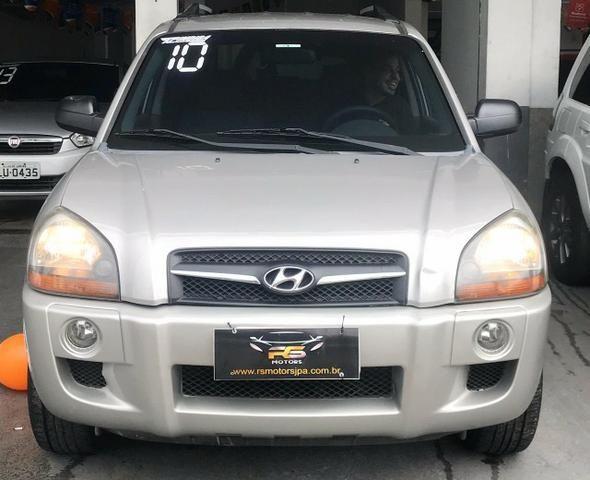 Hyundai Tucson GL 2.0 L 4P 2010