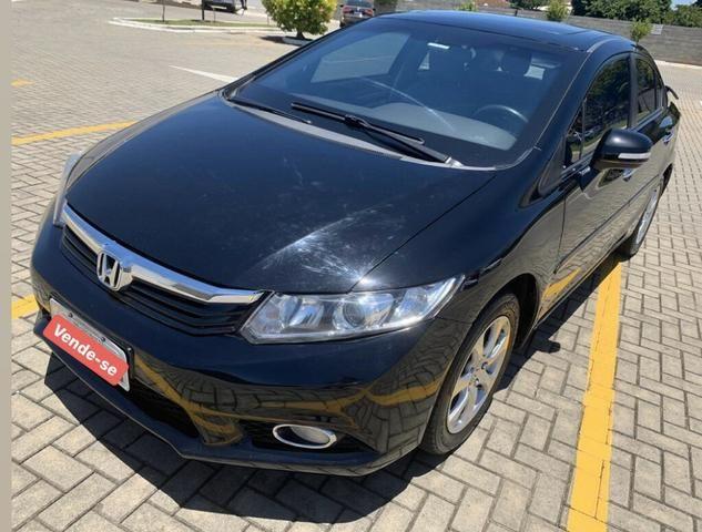 Civic exs 2012 * top de linha - Foto 8