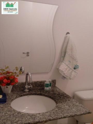 Apartamento à venda com 3 dormitórios em Planalto, São bernardo do campo cod:011349AP - Foto 20