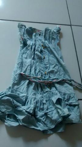 Lote de roupas infantis - Foto 4