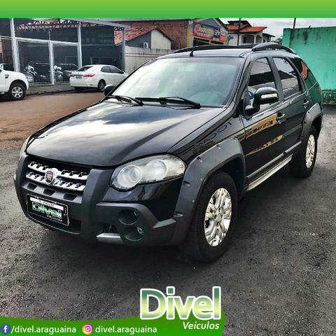Fiat Palio WeeK.ADV.LOCK.Dualogic 1.8 Flex 2010