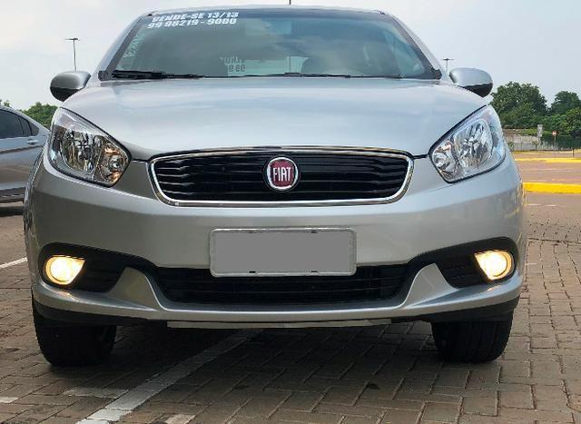 Fiat Grand siena essence 1.6 Flex todo revisado!