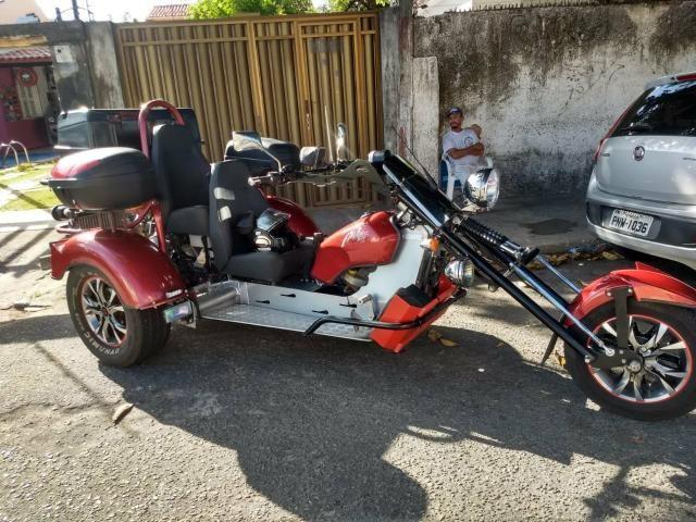 Triciclo Miller 1.8 injetado - Foto 6