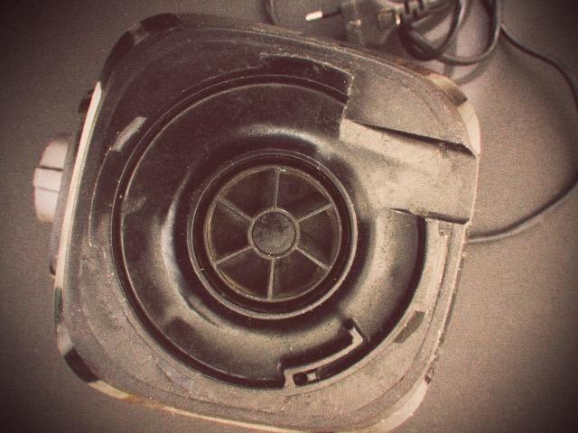 Liquidificador triturador de gelo Philips Walita 600W