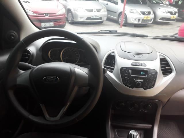 Ford Ka Hatch 1.0 2018 Completo + Gnv Ent: R$ 5.000,00 + 48x 850,00 Ipva 2020 GRÁTIS - Foto 3