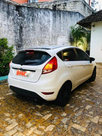 Fiesta Titanium Plus Ecoboost 1.0 Turbo AUT. Power Shift - 16/17 - Foto 2