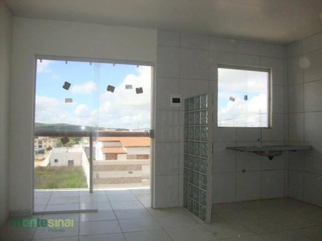 Apartamento com 2 quartos à venda por R$ 102.000 - Francisco Simão dos Santos Figueira - G - Foto 19
