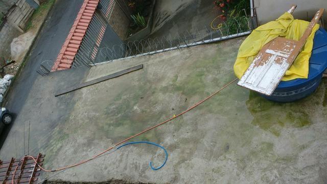 Verdo uma casa em fazer de acabamento uma laje também em santo André perto da escola - Foto 9