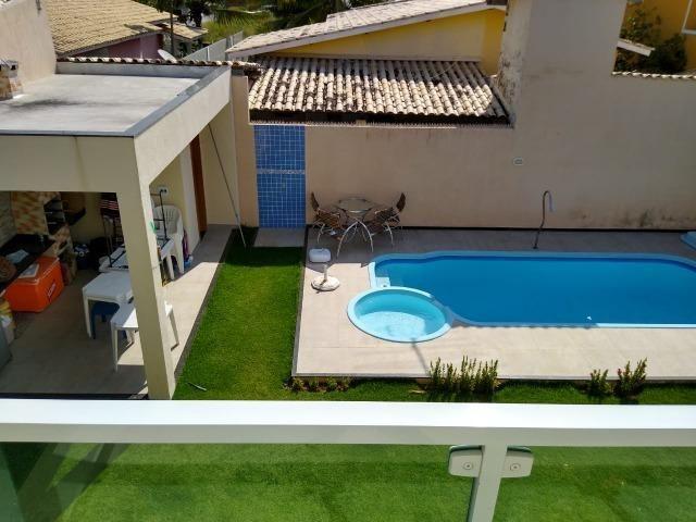 Casa Duplex nova 5/4, varandas, piscina, churrasqueira. Barra do Jacuípe. Oportunidade - Foto 15