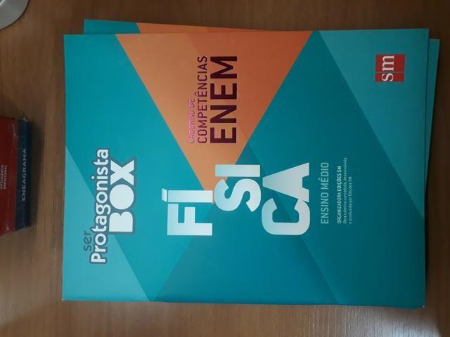 Box com 5 livros de física - Foto 5