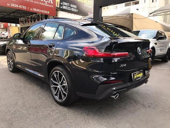 BMW X4 2019/2019 2.0 16V GASOLINA XDRIVE30I M SPORT STEPTRONIC - Foto 9