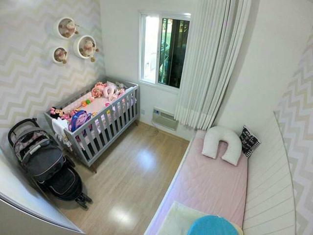 Lindo Apartamento 3 Quartos com Suíte com Duas Vagas no Arboretto - Foto 8