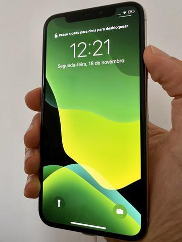 IPhone X 256 Prata Anatel Novíssimo - Caixa e Todos Acessórios Originais - Aceito Cartão