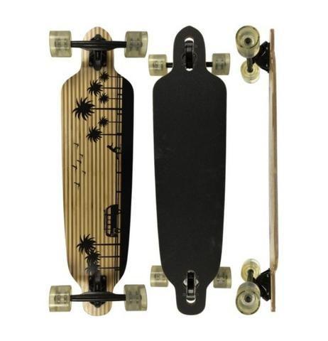 Skate Longboard Simétrico