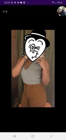 Linda calça comprida renner tam 42, veste divinamente bem - Foto 3