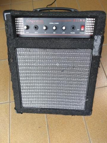 Amplificador de Guitarra Meteoro !