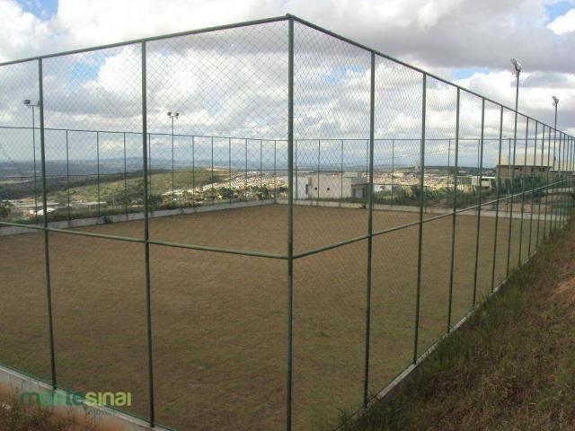 Terreno à venda, 360 m² por R$ 90.000,00 - Condomínio Bellevue - Garanhuns/PE - Foto 6
