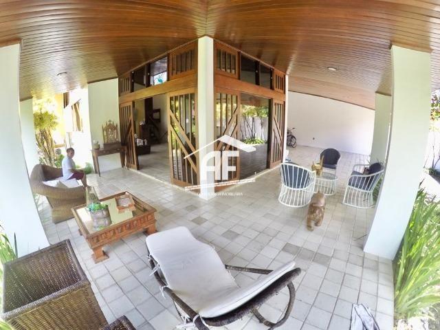 Casa construída em 2 lotes no condomínio Jardim do Horto - Área de lazer completa - Foto 6