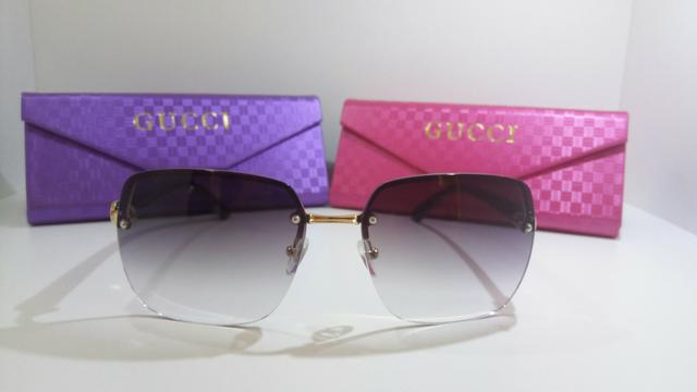 Óculos de sol acetato gucci - Bijouterias, relógios e acessórios ... c59e3611b7