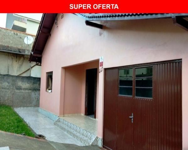 Casa à venda com 3 dormitórios em Jardim hantschel, Rio negrinho cod:CDJ