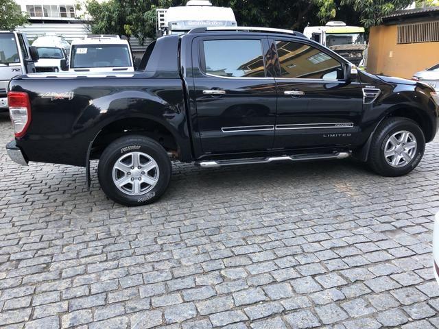 Ford Ranger Limited Multimídia Automático 2014 - Foto 9