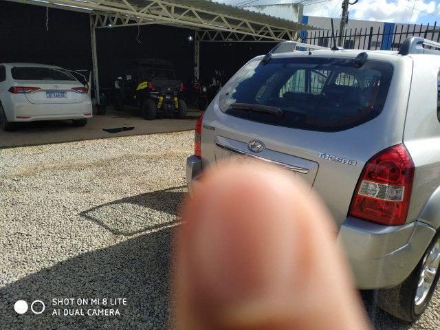 Vendo ou troco por carros ou terrenos, Tucson Top GLS 2.0 2013/2014 - Foto 7