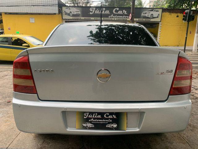 Astra sedan completo, kit gás financio 48 x 599 - Foto 7